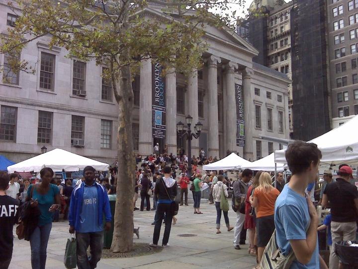 Brooklyn Book Fest