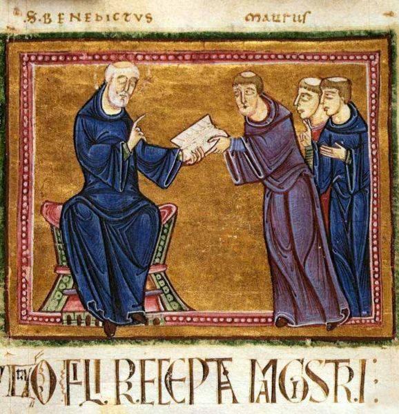 Benedictine Illumination