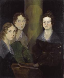 the_bronte_sisters_by_patrick_branwell_bronte_restored